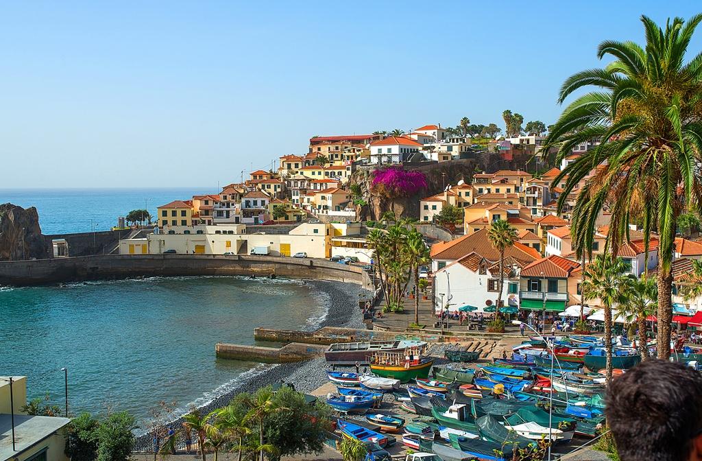 Madeira ékessége, Funchal