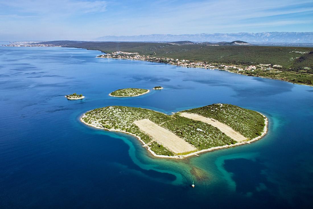 A szerelmesek szigete kis-Dubrovnik extrával