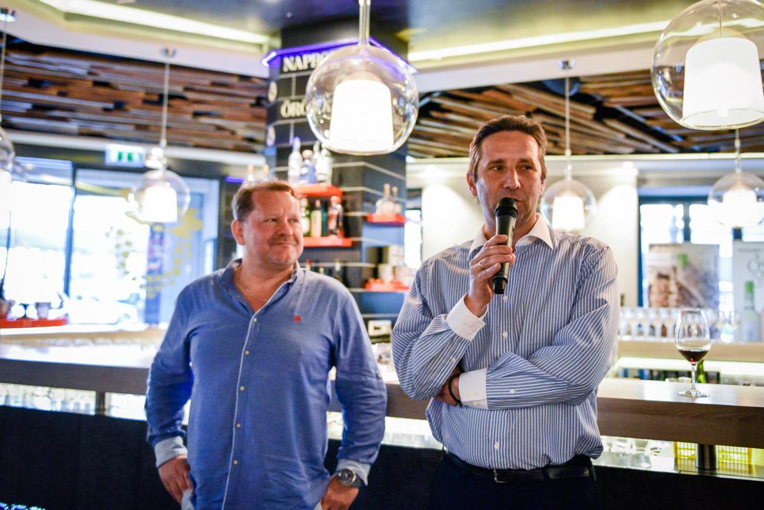 Lőrincz György és Gál Gábor