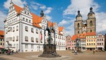 Luther és a meseváros - Wittenberg bája, Quedlinburg romantikája