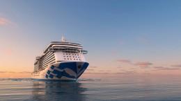 A Princess Cruises idén márciusban adja át új, 3.660 utasra tervezett hajóját a Majestic Princess-t