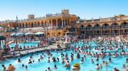 A fürdők is turisták ezreit csábították Magyaországra