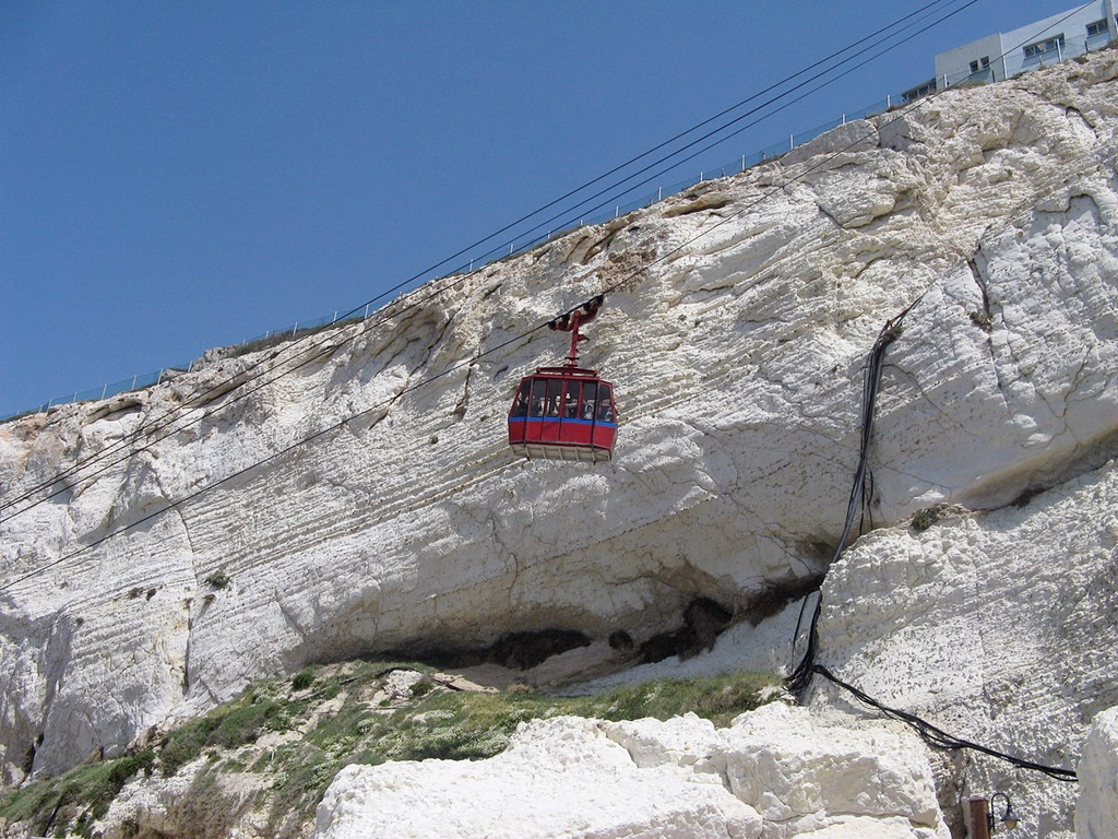 Rosh-Hanikra-The-Cable-Car
