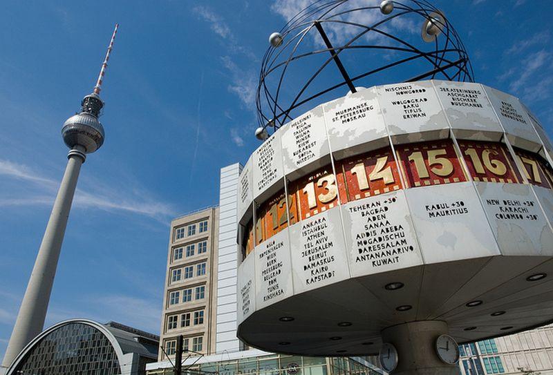 A berlini Alexanderplatz