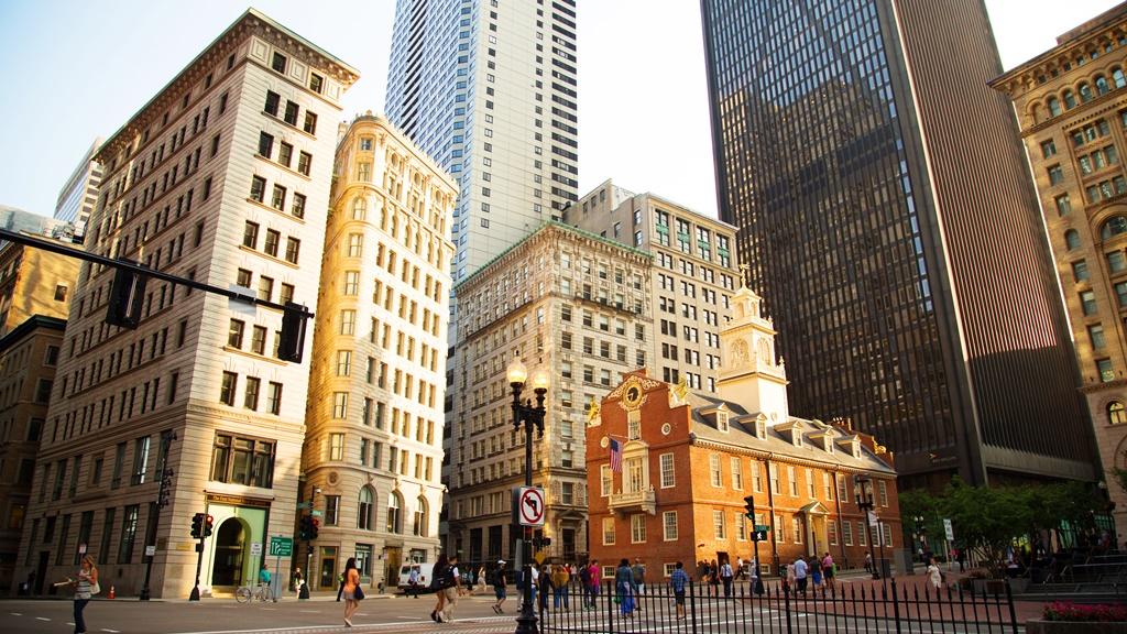 Az USA Európája: Boston, ahol sétálni jó