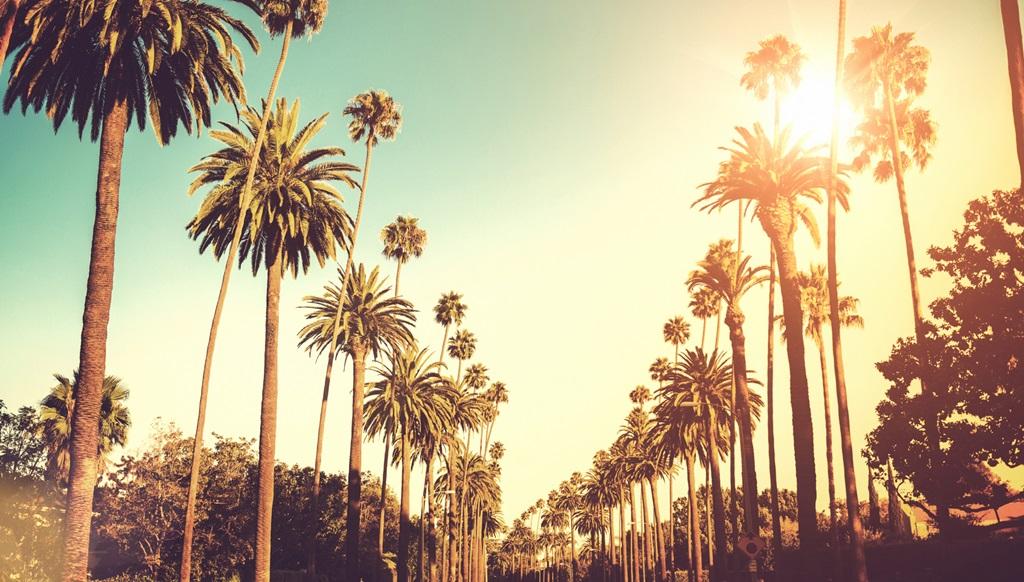 Los Angeles nagy kedvenc az amerikaiak körében is