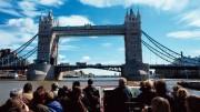 A híres Tower híd a Temze fölött