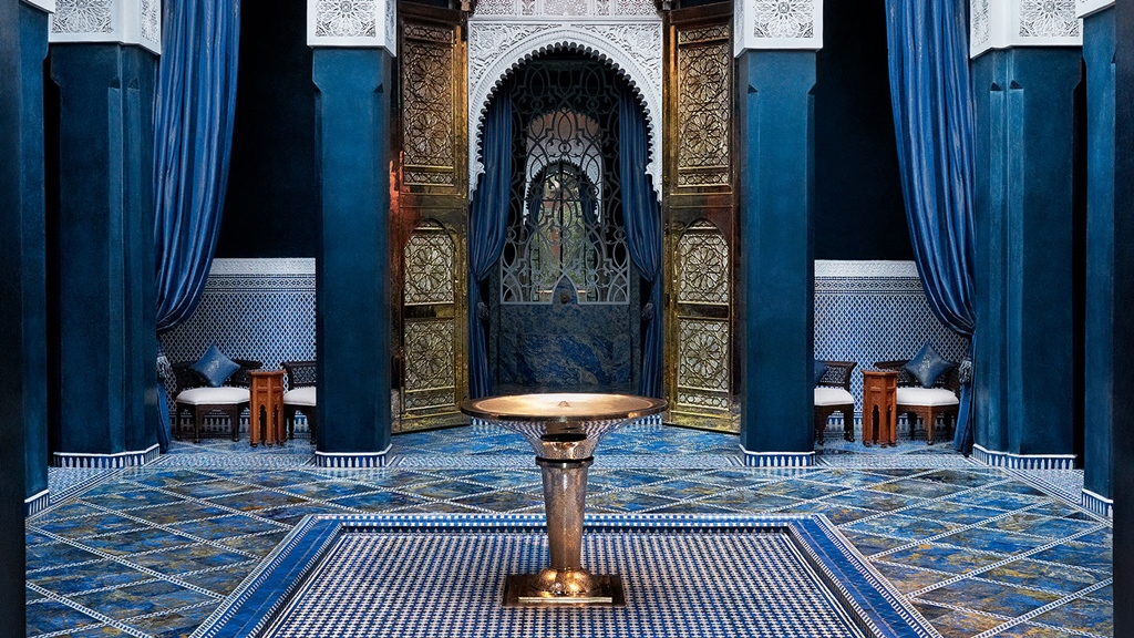 A Royal Mansour Hotel - Marrakesh királyi városában álomszerű luxust kínál