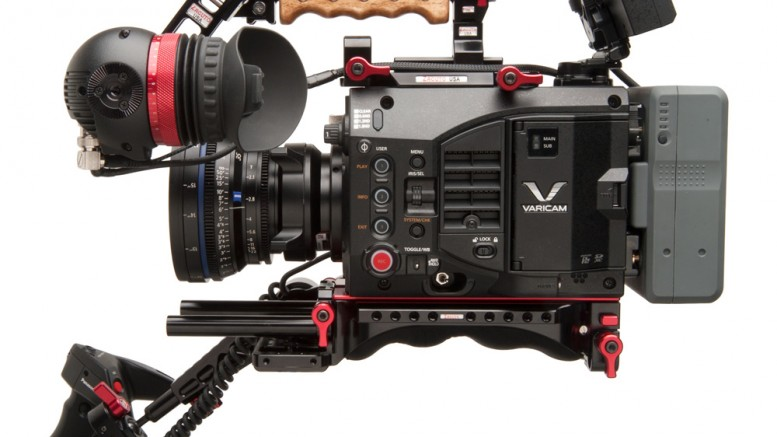 A VariCamLT 4K Super 35mm Cinema kamera