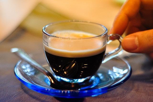 Caffé lungo - a hosszú presszó