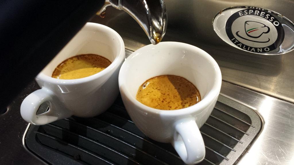 Az igazi olasz caffé