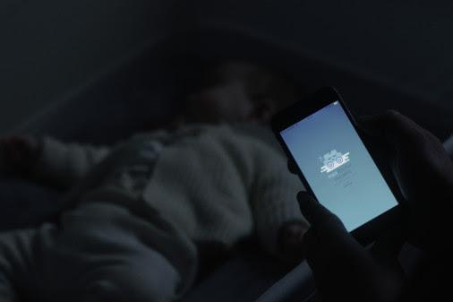 A Ford intelligens gyermekágya okostelefonnal működik