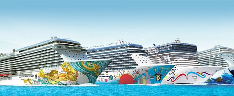 Norwegian Cruise Line hajói
