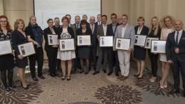 Az Utazó magazin szakmai konferenciáján a hagyományokhoz híven, a közönség és szakmai szavazatok alapján díjat kaptak az elmúlt év legjobb szolgáltatói; Fotó: Fényes Gábor