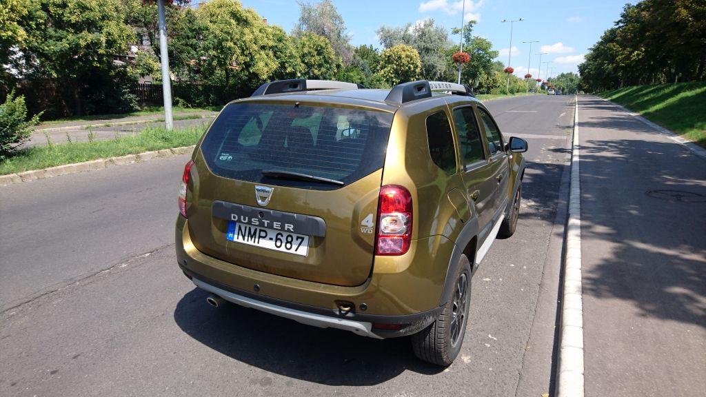Terepre termett – Dacia Duster