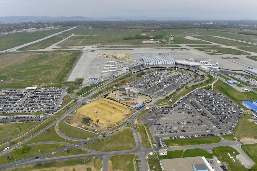 Már az idén megnyit a Ferihegyen a reptéri szálloda