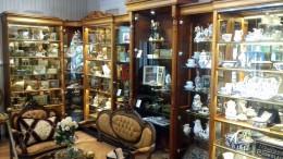 Szamos Csokoládé Múzeum gyűjteménye