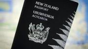 Új-Zélandi útlevél