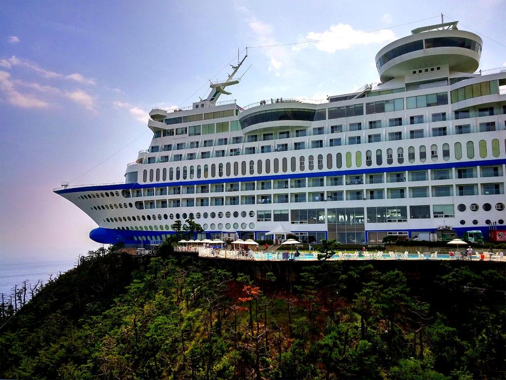Sun Cruise Resort & Yacht Hotel1