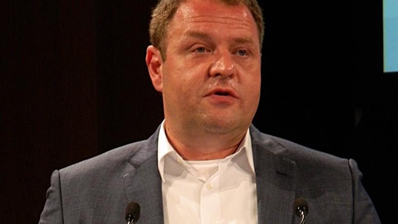 Dr. Guller Zoltán, az MTÜ vezérigazgatója