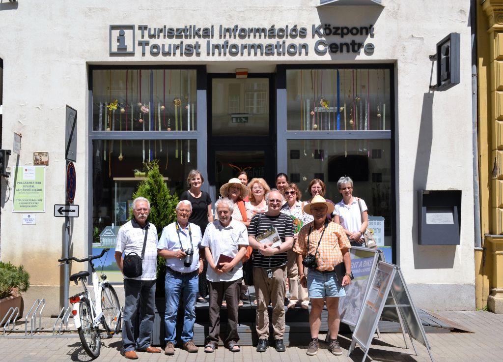 Újságírók ismerkedtek Nyíregyháza turisztikai kínálatával