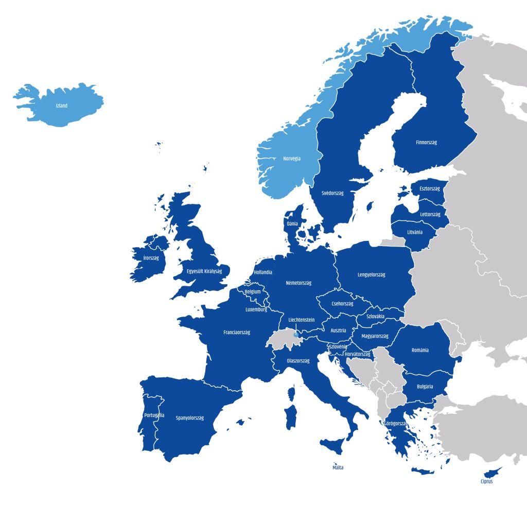 Országok, ahol már nem kell tartani a roamingtól
