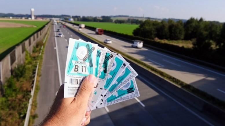 autópálya matrica árak szerbia