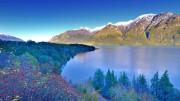 Az argentínai Los Alerces Nemzeti Park