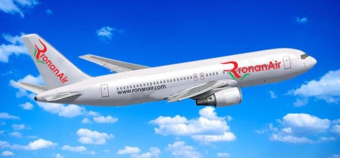 Felszállhat a Ronan Air