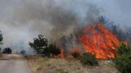 Sikerült megállítani a tüzet a horvátországi Split városánál