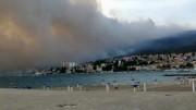 Horvátországi tűz: túl a nehezén