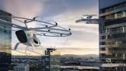 Új képek a hamarosan próbaüzembe álló repülő taxiról a Dubai Media Office jóvoltából