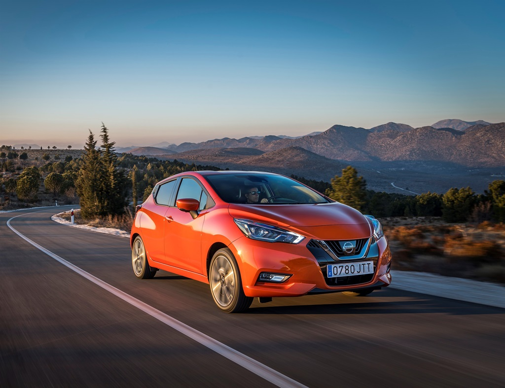 A strapabíró és dinamikus kisautó: az új Nissan Micra
