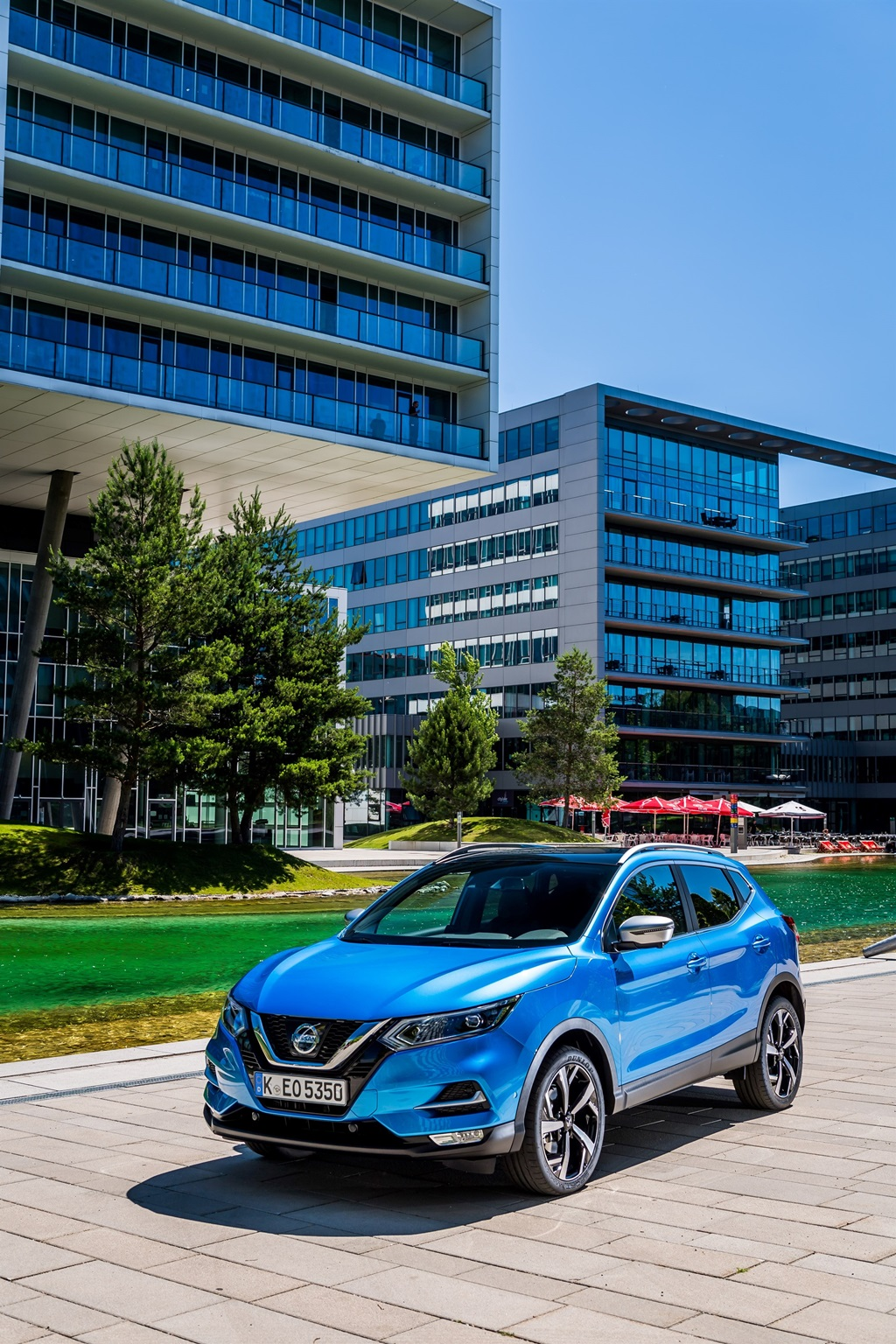 Az új Nissan Qashqai prémium crossover
