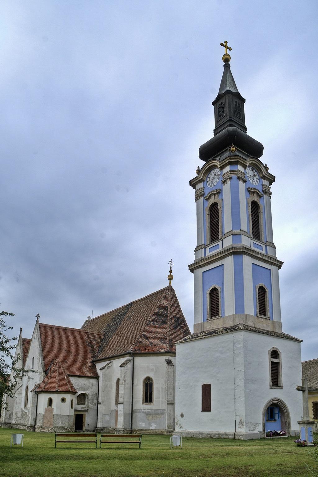 Hazánk egyetlen gótikus szerb ortodox temploma