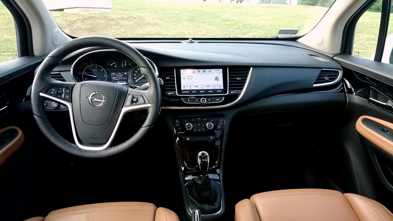 A vonalak diadala – Opel Mokka X 1.6 CDTI 4x4 teszt