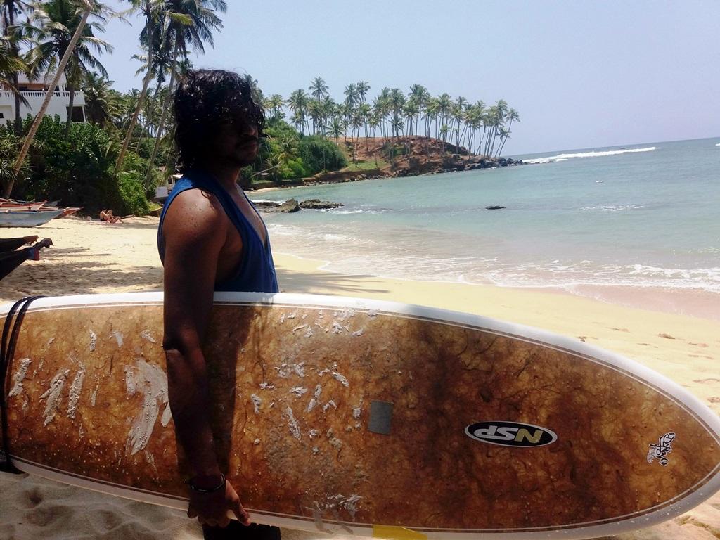 A fiatalok többsége profi szörfös