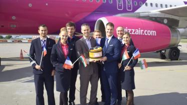 Elindult a Wizz Air Budapest és Bordeaux közötti járata
