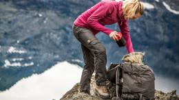 Fjällräven mind outdoor, mind a magashegyi túrázáshoz tervezett termékeket is felsorakoztat