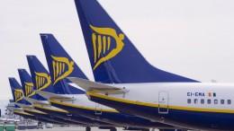 Durva járattörlések a Ryanair-nél