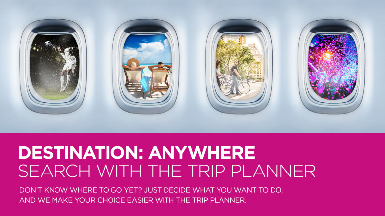 Wizz Trip Planner