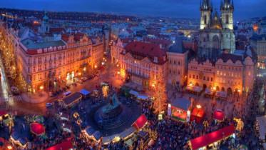 Advent Prágában - 2017. december 15-17. (3 nap/2 éj)