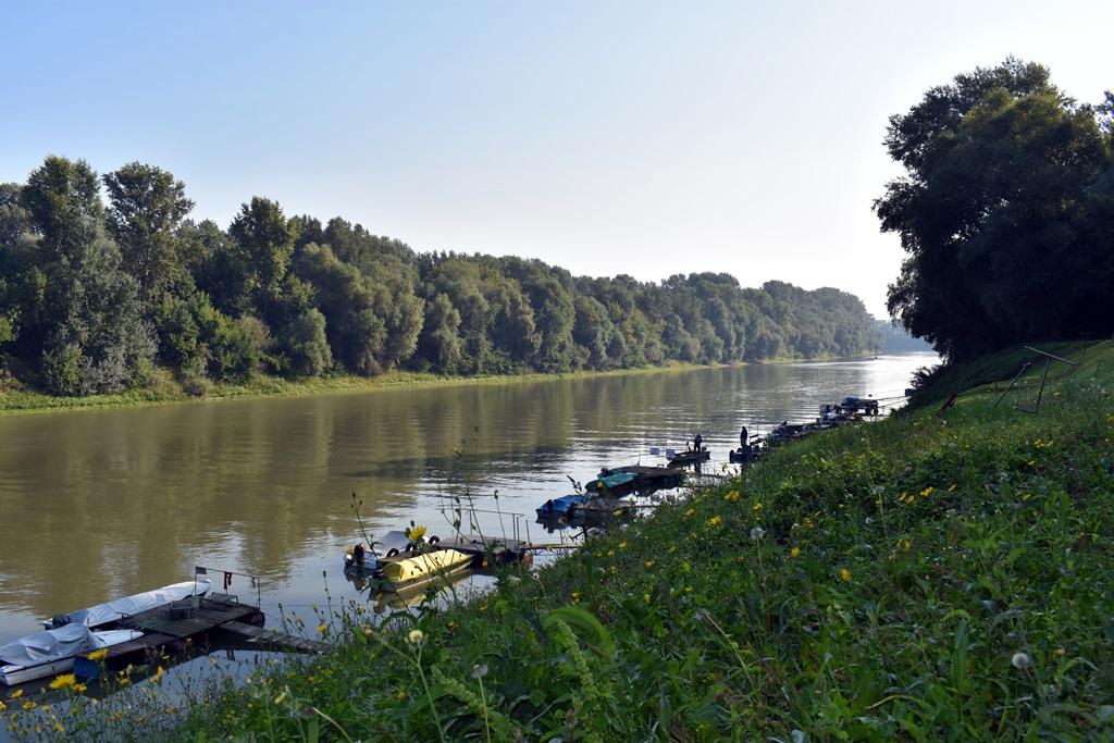 Martfű lélegzete: a város mellett kanyargó Tisza