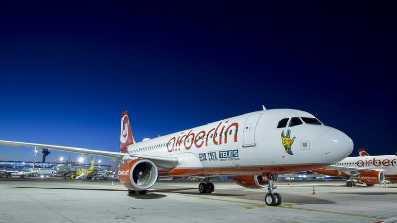 az Air Berlin csak október végéig üzemeltet járatokat