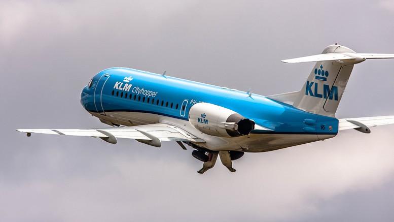Búcsúzik a Fokker gépeitől a KLM