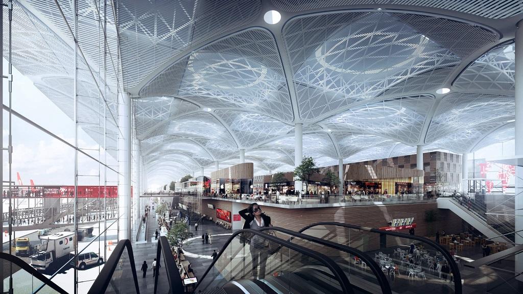Jövőre nyit Isztambul új gigarepülőtere