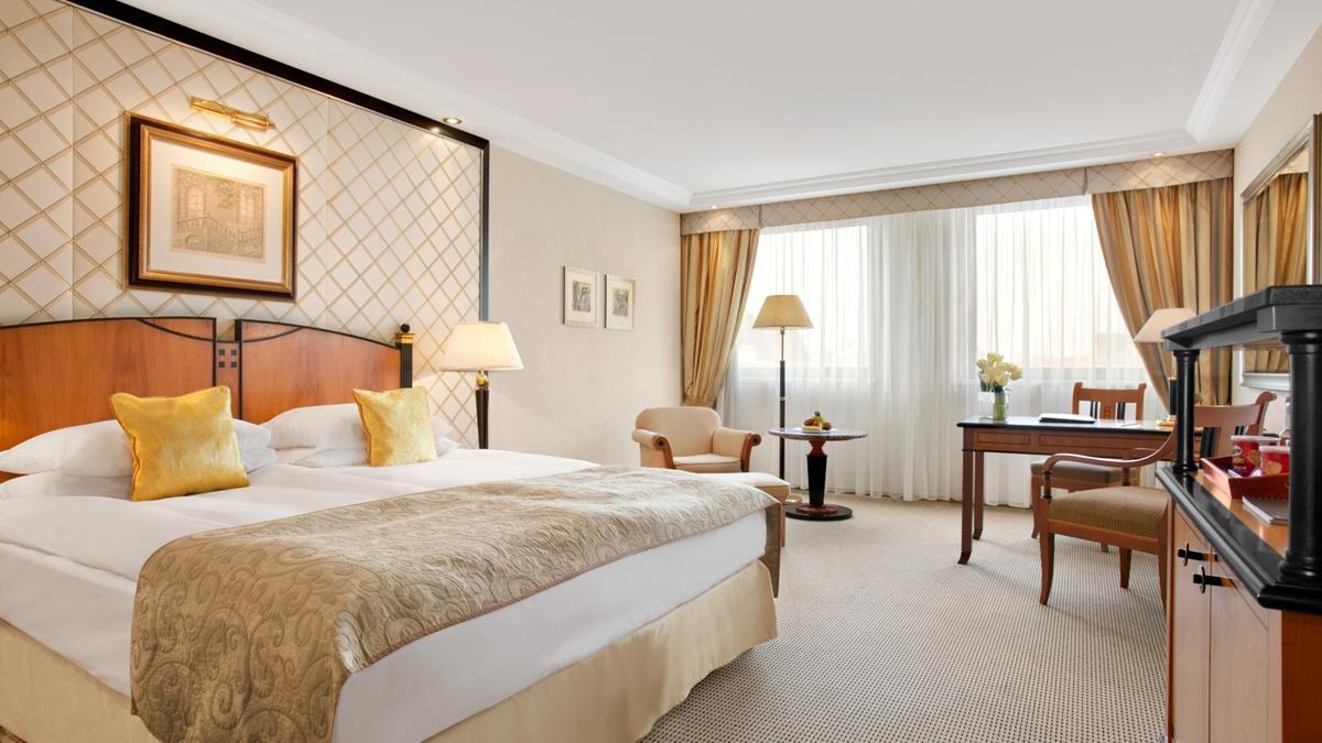 Rangos elismerés a Kempinski Hotel Corvinus-nak