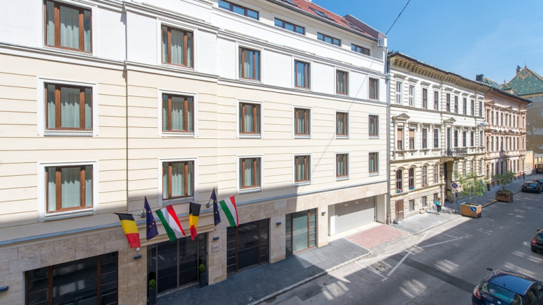 A négycsillagos Lifestyle Hotel, Ferencvárosban, a Hőgyes Endre utcában nyitotta meg a kapuit