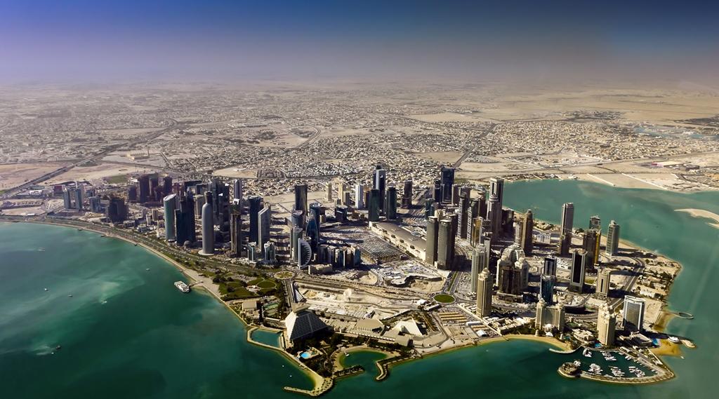 A világ egyik leggazdagabb fővárosa: Doha