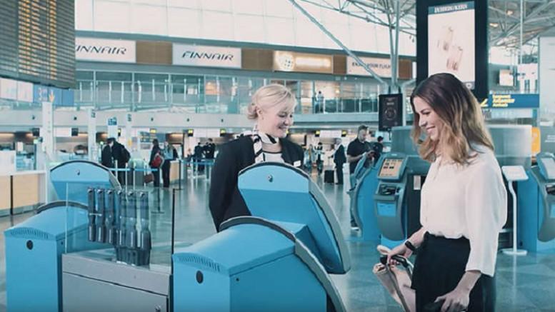 Nem csak a bőröndöket, az utasokat is leméri a Finnair